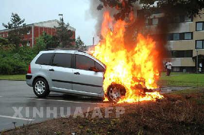 标致307连续发生30起自燃事故 欧洲已大量召回