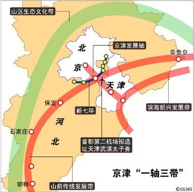 """力求将首都圈内的城市布局由以首尔为核心的""""单核型"""""""