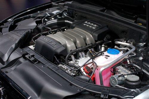 奥迪a5添加两款全新发动机