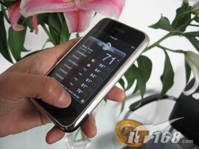 打电话的iPhone再失灵WIFI功到货手机华为n6图片