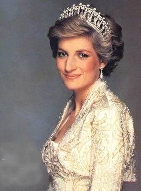 纪念戴安娜王妃逝世10周年 戴妃生平