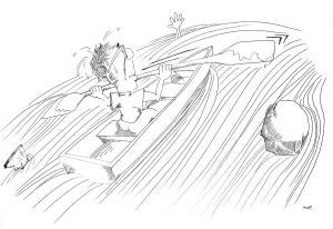漫画专栏:以良好的逆境对待心境漫画瑟斯奈克图片