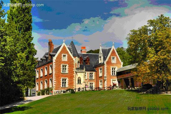 法國古堡別墅莊園