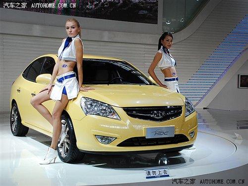 车型,工厂,网络 北京现代备战2008年车市