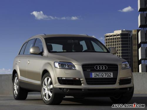 由于行李箱门控制系统缺陷,一汽-大众公司召回进口audi(奥迪)q7汽车.
