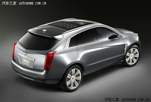 凯迪拉克将要推出一款采用燃料电池作为能源的全新概念车,这是通用继