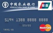 农行金穗双币贷记卡