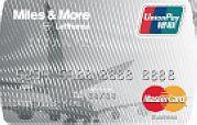 华夏汉莎航空信用卡(精英版)