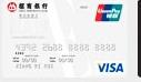 招行ELLE联名信用卡(VISA白色)