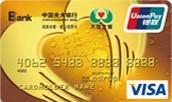 光大银行母亲水窖・爱心信用卡 (黄色)