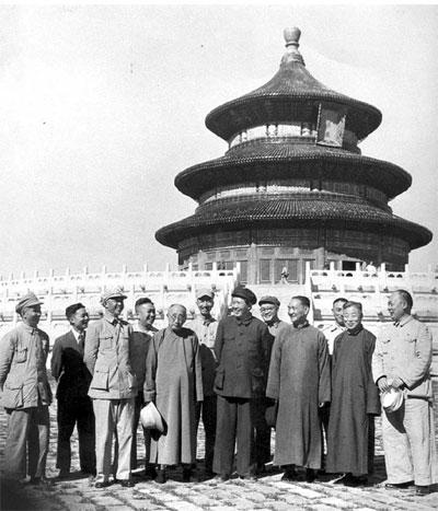 李明扬大事明白,小事糊涂的人(2)_毛泽东与国
