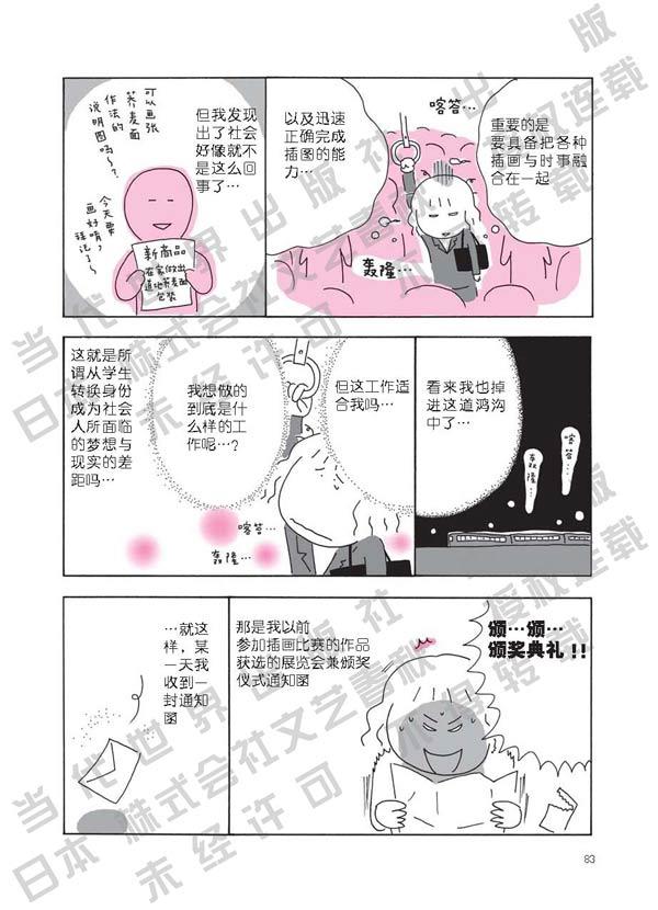 第22节:一个人漂泊的日子(图)(22)_高木直子东京漂流