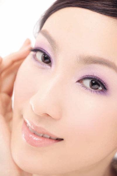 2-2 基本眼影层次的颜色搭配(1)_教你创造梦想